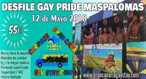 Carroza Desfile Pride Maspalomas2018-GCGayStay-es