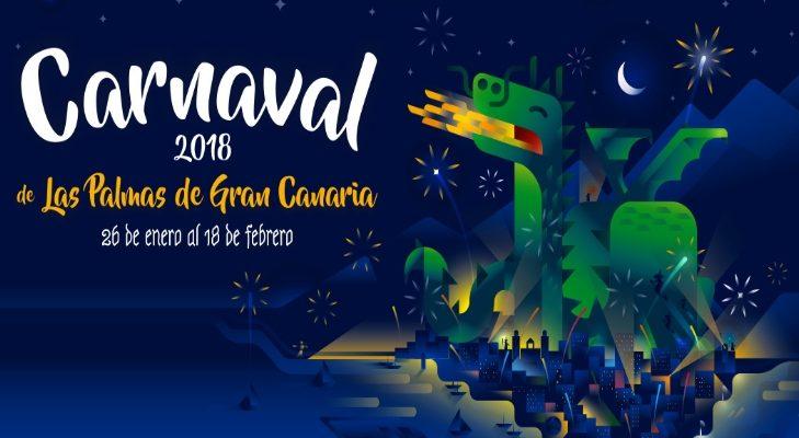 CartelCarnavalLasPalmas2018-CarrozaCarnavalCanario-2